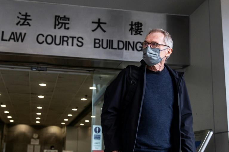 Swiss photographer not responsible for Hong Kong protest assault: lawyers
