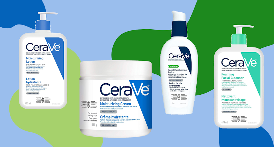 Save big on CeraVe skincare with Amazon's Deal of the Day.