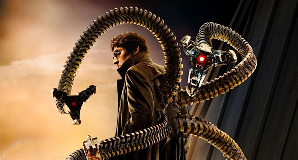 Alfred Molina as Doc Ock (Sony Pictures)
