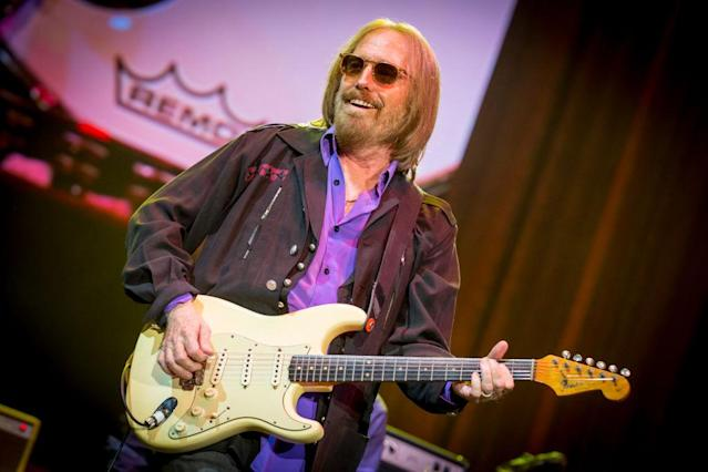 Tom Petty performs in July in Ottawa, Canada. (Photo: Mark Horton/Getty Images for ABA)