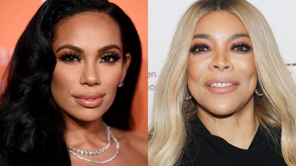 Love & Hip Hop's Erica Mena, Wendy Williams (Getty Images)