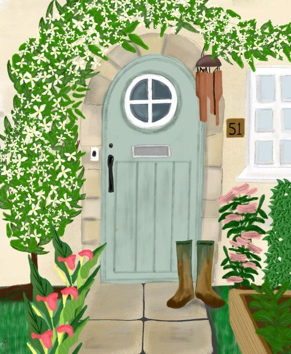 <p>Ruled by tender Venus, Tauruses are traditionalists at heart. They seek comfort in nature, love the countryside and revel in sweet-smelling flowers. Consider painting your door a soft green colour or creating a striking flower arch from foliage. </p><p><strong>Lucky house number:</strong> 51<br><strong>Key colours:</strong> Earthy colours such as green, rust, copper, cream and brown.</p>