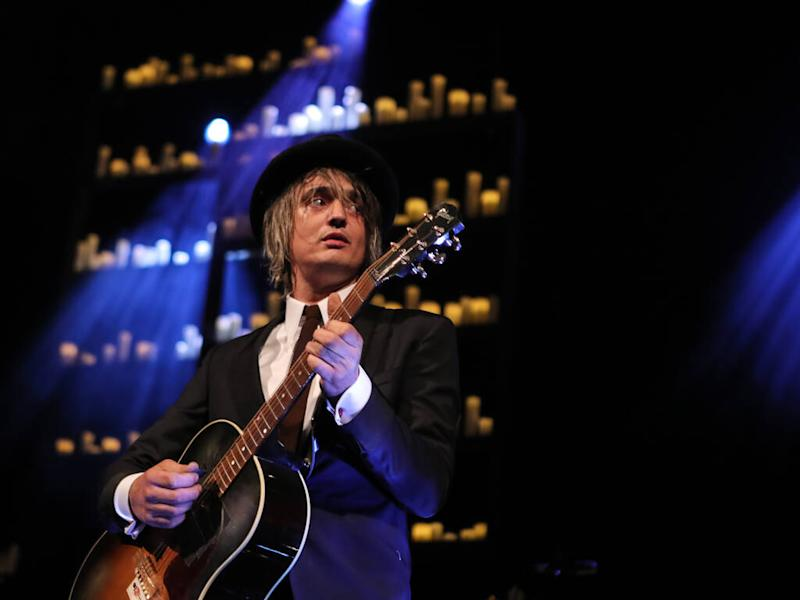 Pete Doherty arrested in Paris for allegedly buying drugs