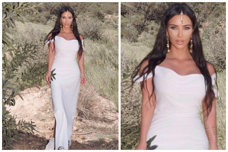 Kim Kardashian Sports Traditional Maang Tikka, Gets Called Out for Cultural Inappropriation