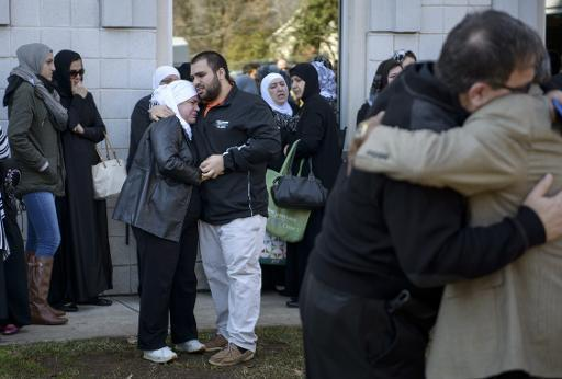 North Carolina Muslims call for calm after students murder