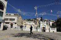 In Israel's largest Arab city, a Nazarene defends Netanyahu