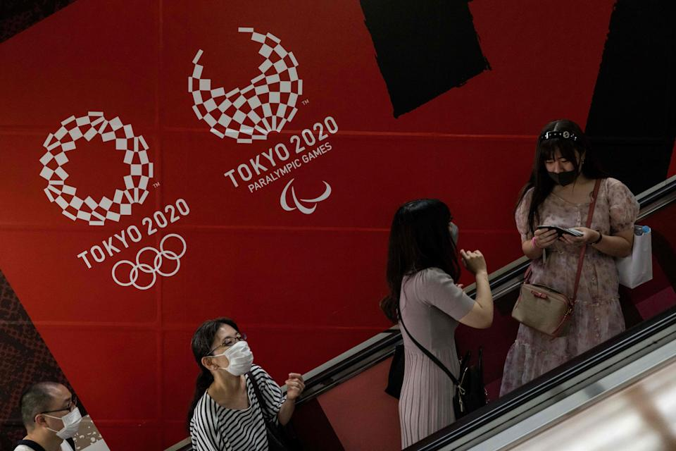 Japanese officials expect that face coverings and other typical measures will keep from COVID-19 spreading during the Tokyo Olympics.