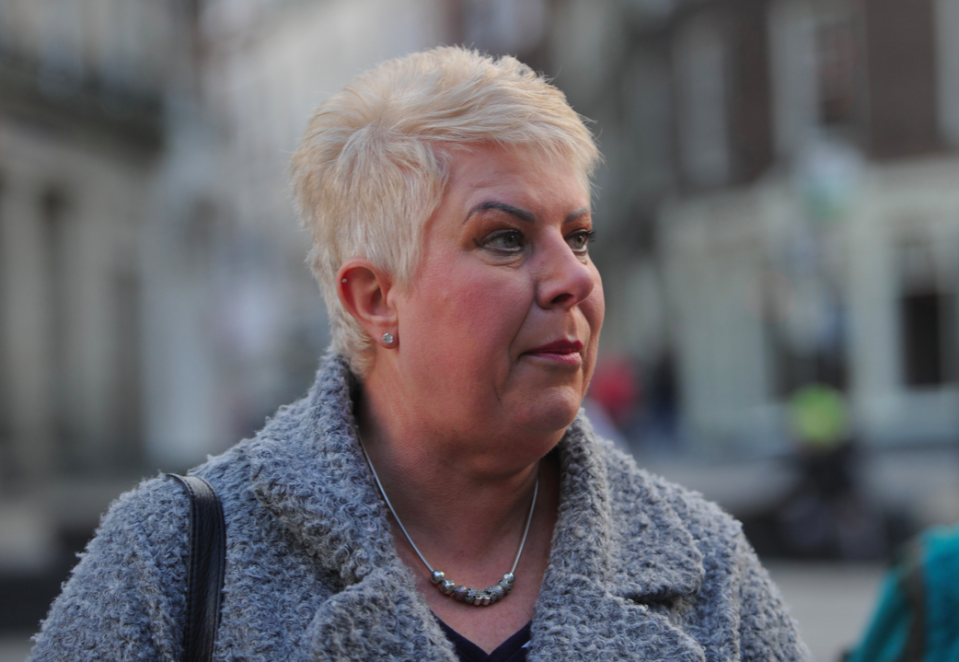 Irene Hewitson said lockdown restrictions risked 'turning the UK into North Korea'. (Reach)