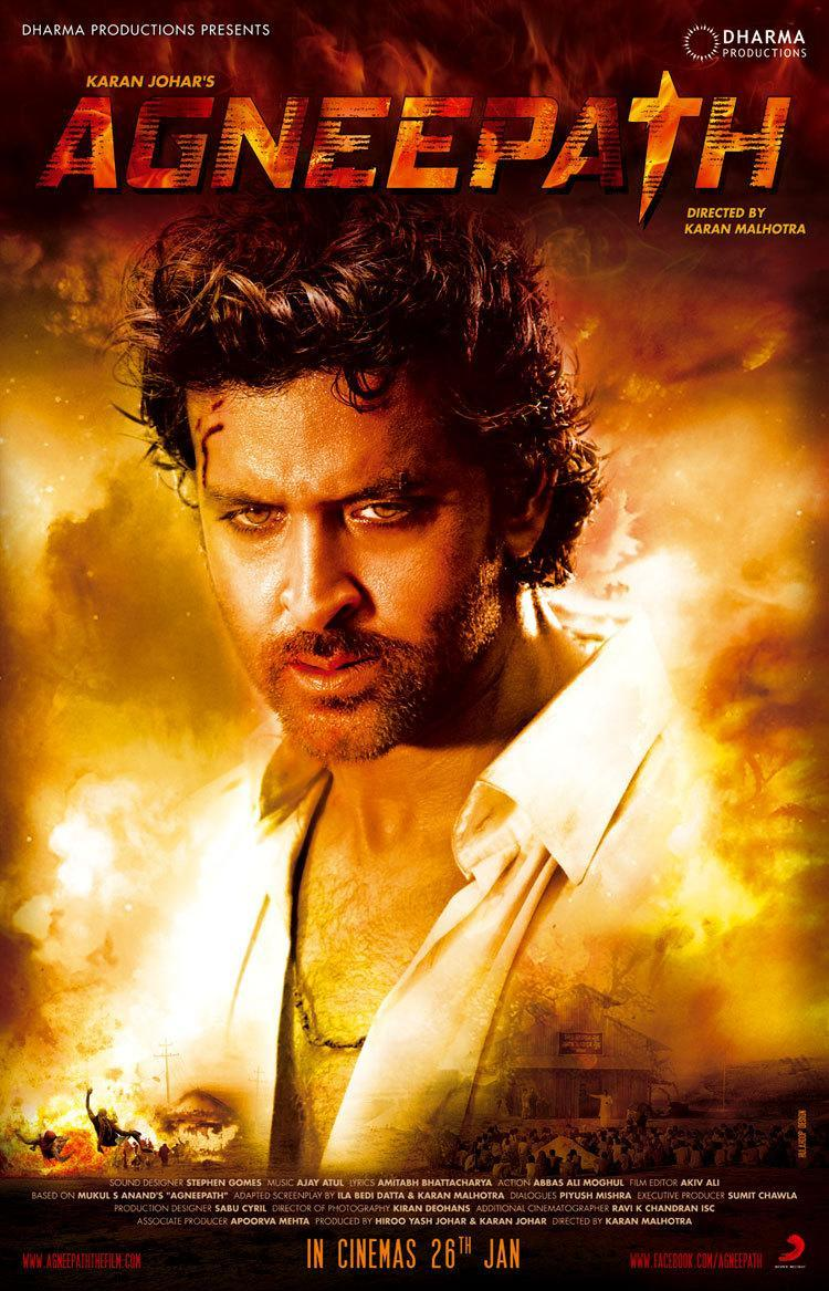 <p>Although Amitabh Bachchan's <i>Agneepath</i> was shot in the 90s, Hrithik Roshan's version was no less. A major portion of the film was shot in Diu, but there were potions in there which took us to Bombay.</p>