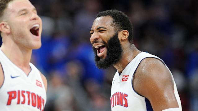 Pistons open preseason schedule at home vs. Magic