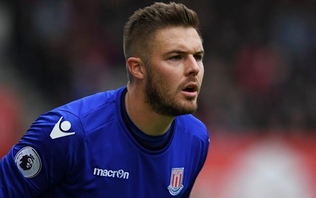 <span>Butland is continuing his comeback from a serious ankle injury</span> <span>Credit: Getty Images </span>