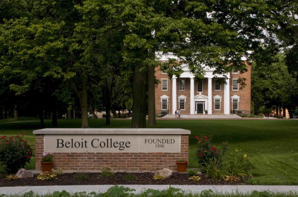 Beloit College campus, Beloit, Wisconsin. (Photo by: Education Images/Universal Images Group via Getty Images)
