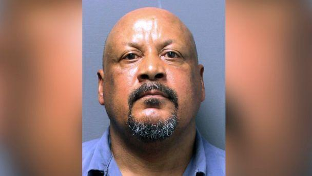 PHOTO: This booking photo released July 18, 2019, by the Pawtucket, R.I., Police Department shows Joao Monteiro, 59, of Central Falls, R.I., who was arrested July 17, 2019 and charged in the January 1988 death of 10-year-old Christine Cole of Pawtucket. (Pawtucket Police Department via AP)