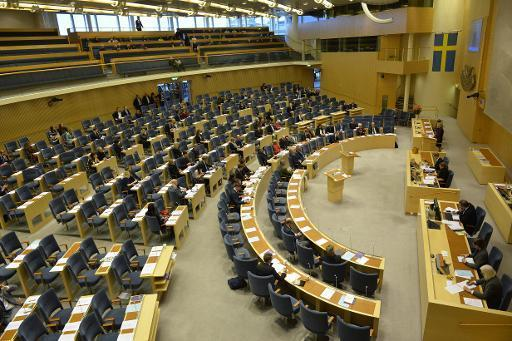 Swedish PM calls snap election after losing budget vote
