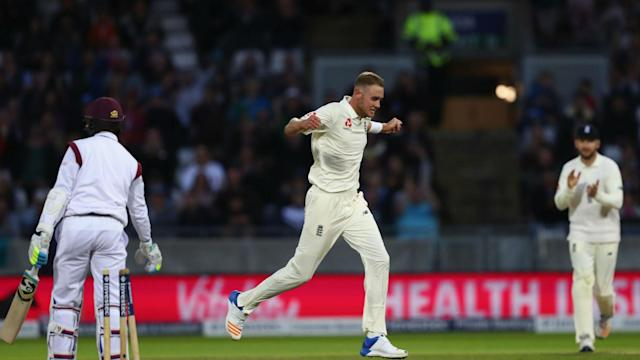 England took an astonishing 19 West Indies wickets on day three to wrap a comprehensive Test victory.