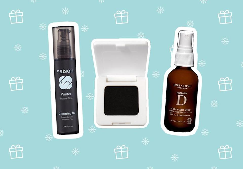 29 natural makeup and skin care gifts for the eco-conscious beauty lover on your list