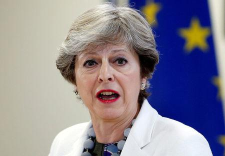 Britain thwarts plot to kill PM May