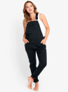 """<p>A fave high street maternity go-to, <a href=""""https://www.jojomamanbebe.co.uk/maternity-clothes.html"""" rel=""""nofollow noopener"""" target=""""_blank"""" data-ylk=""""slk:JoJo Maman Bebe"""" class=""""link rapid-noclick-resp"""">JoJo Maman Bebe</a> always serves up nautical-inspired trends in a clean colour palette - perfect for injecting your wardrobe with a bit of classic French styling. </p><p>Special mention goes to their great-fitting <a href=""""https://www.jojomamanbebe.co.uk/maternity-clothes/maternity-dungarees.html"""" rel=""""nofollow noopener"""" target=""""_blank"""" data-ylk=""""slk:maternity dungarees"""" class=""""link rapid-noclick-resp"""">maternity dungarees</a>. You know that mama-to-be that just seems to have everything motherhood-related aced already? These are what she throws on in the morning with a ribbon in her hair and chic pumps to run her errands.</p><p><a class=""""link rapid-noclick-resp"""" href=""""https://go.redirectingat.com?id=127X1599956&url=https%3A%2F%2Fwww.jojomamanbebe.co.uk%2Fmaternity-clothes.html&sref=https%3A%2F%2Fwww.womenshealthmag.com%2Fuk%2Fhealth%2Fg36261049%2F16-best-maternity-clothes-and-brands-for-trendy-bumps%2F"""" rel=""""nofollow noopener"""" target=""""_blank"""" data-ylk=""""slk:SHOP NOW"""">SHOP NOW</a></p>"""