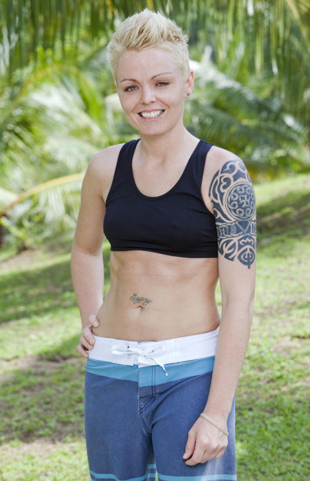 """<b>Dana Lambert</b><br><br> <b>Reason for being on """"Survivor"""":</b> For the experience and the money.<br><br>  <b>Why you think you'll win """"Survivor"""":</b> I think I have just the right amount of perceptiveness and social skills to succeed. I'm competitive and my life experiences have taught me that observing, timing, and determination can go farther than anyone thinks.<br><br>  <b>If you could have three things on the island, what would they be and why? </b><br> •Tweezers, so it doesn't look like I'm wearing a head band on camera. <br> •Hair product because my hair sticks straight up. <br> •Picture of my family to remind myself of the lives it will change if I win."""