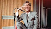 <p>The legendary composer and conductor Leonard Bernstein lived much of his life in the public eye—leading the New York Philharmonic, working on hits like <em>West Side Story</em>, and inhabiting the sort of international cultural dignitary role that barely even exists today. In this fascinating documentary, however, lesser-known sides of his life—from strained family relations to his struggles with his sexuality—are explored through archival footage and private correspondence, and help paint a picture of a brilliant, complicated man whose life went much deeper than his public persona ever could.</p>