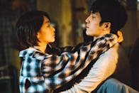 "<p>This film follows a pair of strangers who meet on a train in China and form a bond that evolves over several years. </p> <p><a href=""http://www.netflix.com/title/80993655"" class=""link rapid-noclick-resp"" rel=""nofollow noopener"" target=""_blank"" data-ylk=""slk:Watch Us and Them on Netflix"">Watch <strong>Us and Them</strong> on Netflix</a>.</p>"