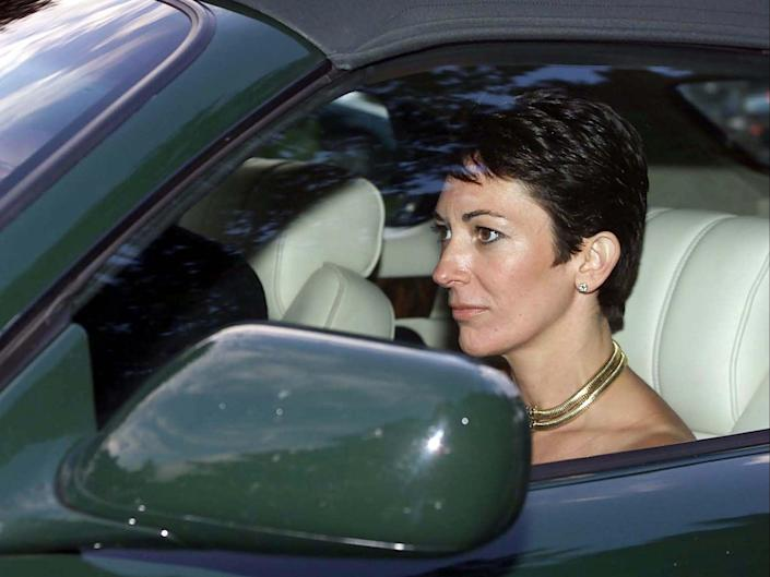 """File photo dated 02/09/00 Ghislaine Maxwell, who is facing a trial in July next year after being accused of facilitating Epstein's sexual exploitation of underage girls. A lawyer representing alleged victims of Jeffrey Epstein has branded it """"outrageous"""" that a year has passed since the Duke of York publicly promised to co-operate with the US authorities ((PA))"""