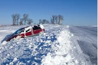 <p>If you already have an emergency kit, well done. Essentials such as first-aid supplies, jumper cables, gloves, a flashlight, duct tape, a tow strap, and some simple tools should already be in your trunk if not for daily driving, then at least when you set out on a road trip. Here are some winter-specific items to include for times when the roads are covered in slush.</p>