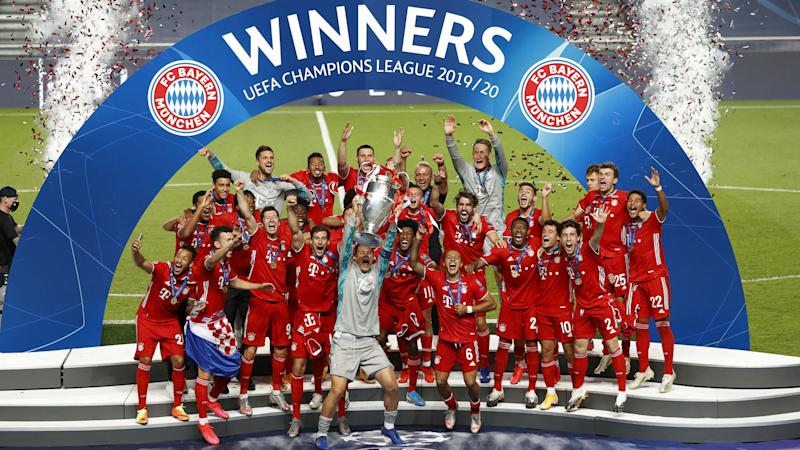 Bayern Stars Dominate Champions League Player Rankings
