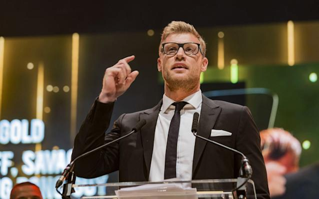 How's that? Freddie Flintoff has made an odd statement during his podcast on BBC 5 Live