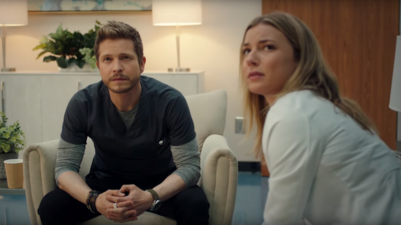 'The Resident' Sneak Peek: Conrad & Nic Bicker Like a Married Couple About Each Other's Pet Peeves (Exclusive)