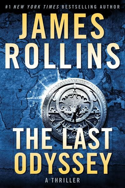 Review: Rollins' Sigma Force returns in `The Last Odyssey'
