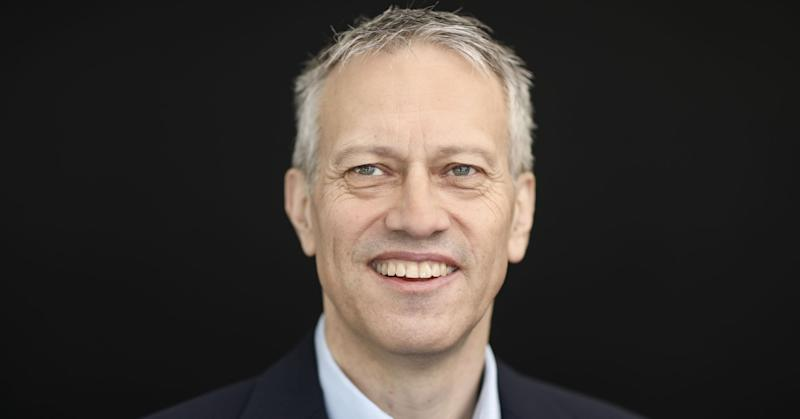 James Quincey, president and chief executive officer of Coca-Cola Co., at the World Economic Forum in Davos, Switzerland, on Jan. 23, 2019.