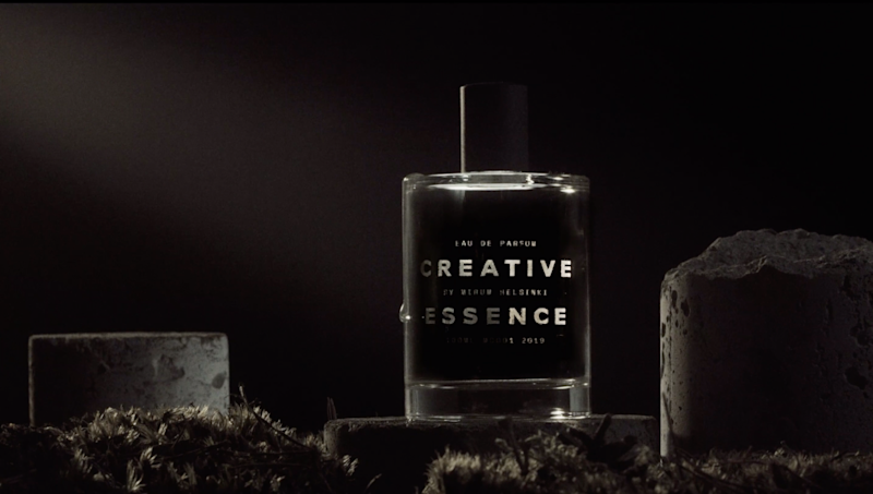A Finnish company is giving potential recruits perfume made