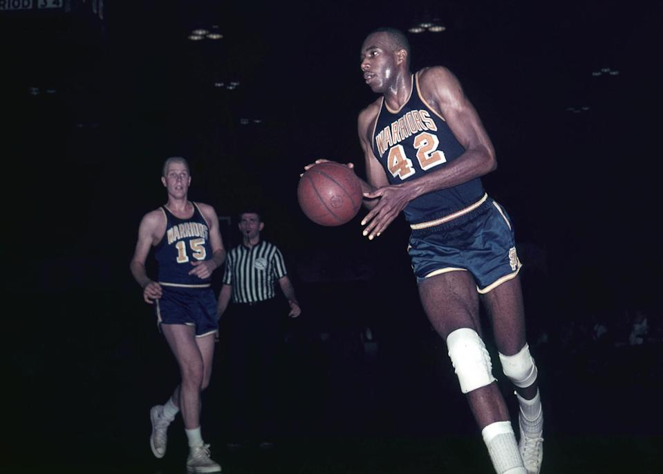 Nate Thurmond Warriors