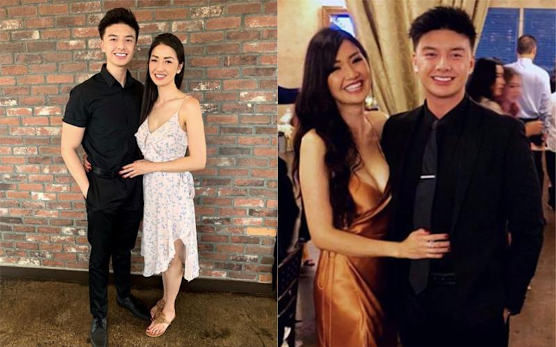Jonathan Nguyen's mother is often mistaken for his girlfriend [Photo: Instagram]
