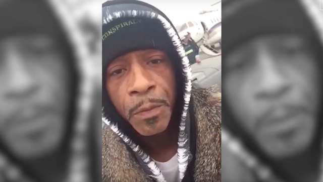 Many things are happening with Katt Williams.