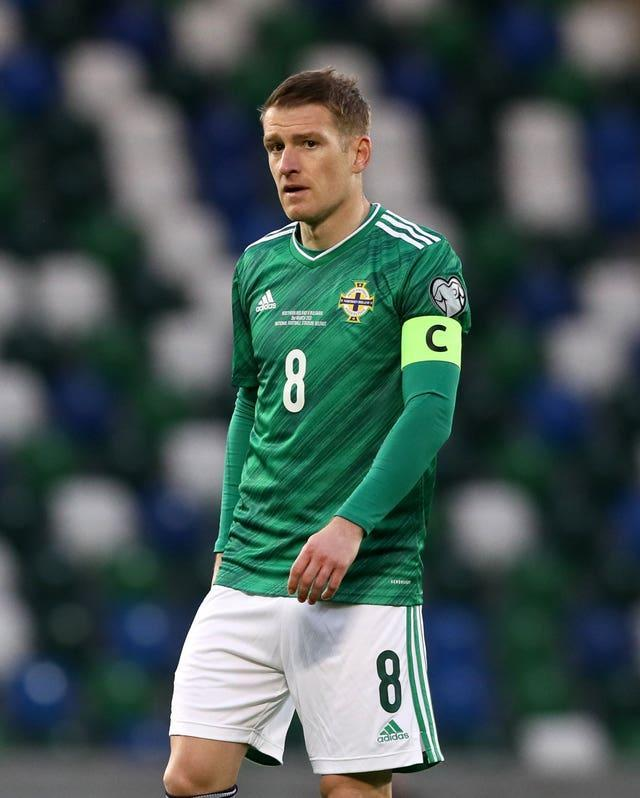 Rangers and Northern Ireland midfielder Steven Davis now holds the British record for international appearances after winning his 126th cap