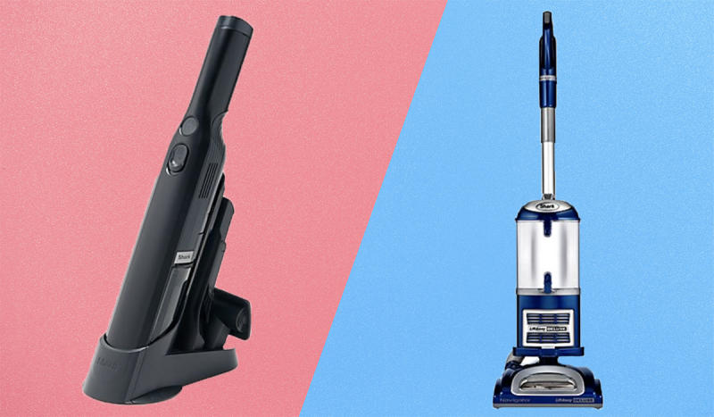 Score a new vac for a steal. (Photo: QVC)