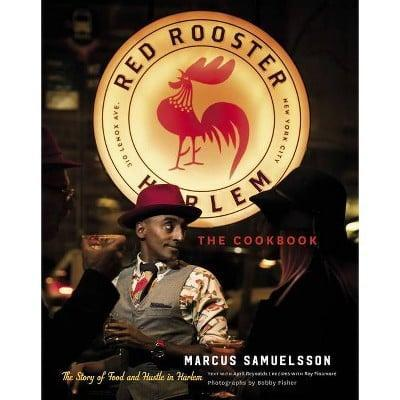<p>Packed with funny anecdotes, old photos of Harlem and delicious recipes, <span><strong>The Red Rooster Cookbook</strong> by Marcus Samuelsson</span> ($27) is a literal treat. Expect exciting recipes like Ethiopian spice-crusted lamb, Obama-approved ribs and brown-butter biscuits.</p>