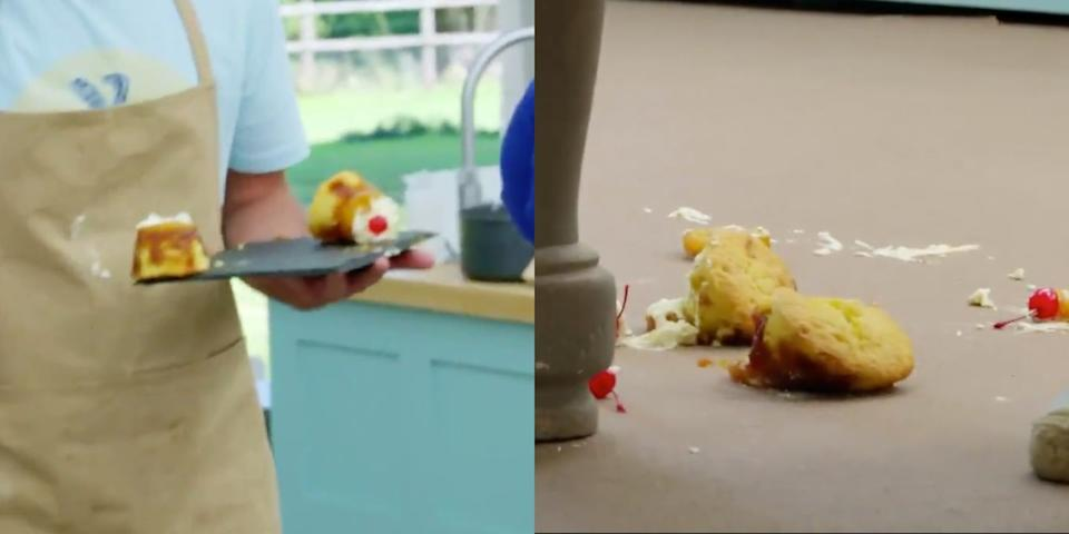 Photo credit: The Great British Baking Show - Twitter
