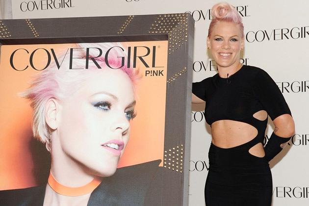 Pink, singer  The singer worked at a Philadelphia McDonald's for a year, later admitting that she was a less-than-model employee.