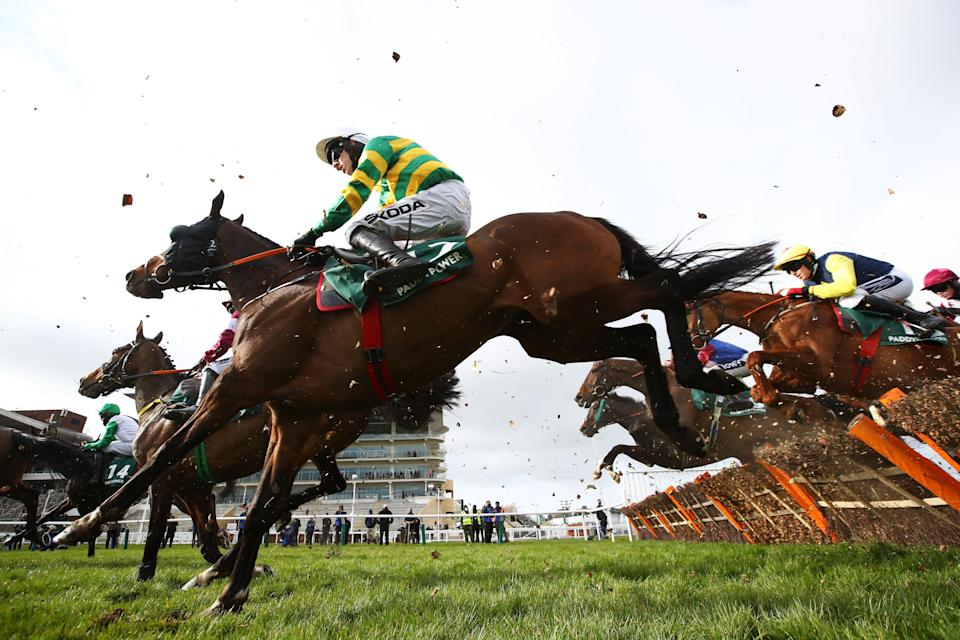 <p>Flutter estimates that its brands accounted for 56% of all Cheltenham customers</p> (Getty)