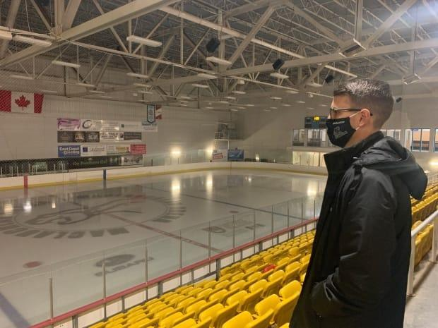 'Our mandate as an organization was about the kids,' said Connor Cameron, the executive director of Hockey P.E.I. 'I think over the last year the kids are the ones that really kind of get the short end of the stick here with hockey.'
