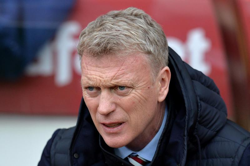Apology | David Moyes said sorry for the remark he made to a BBC reporter: Getty Images