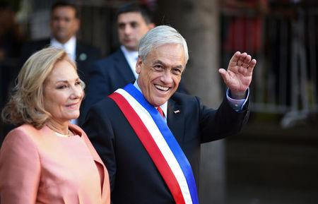 Sebastian Pinera begins second term as Chile's President