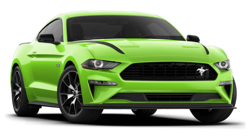2020 Ford Mustang EcoBoost High Performance Package