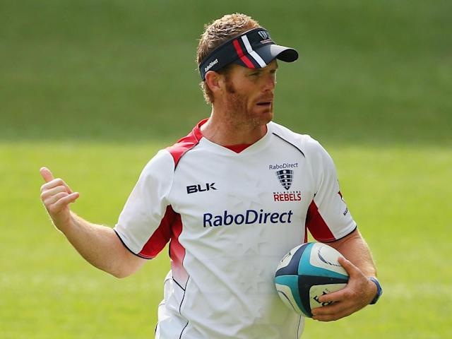 Bryce Cavanagh has worked in rugby union, cricket and AFL (Getty)