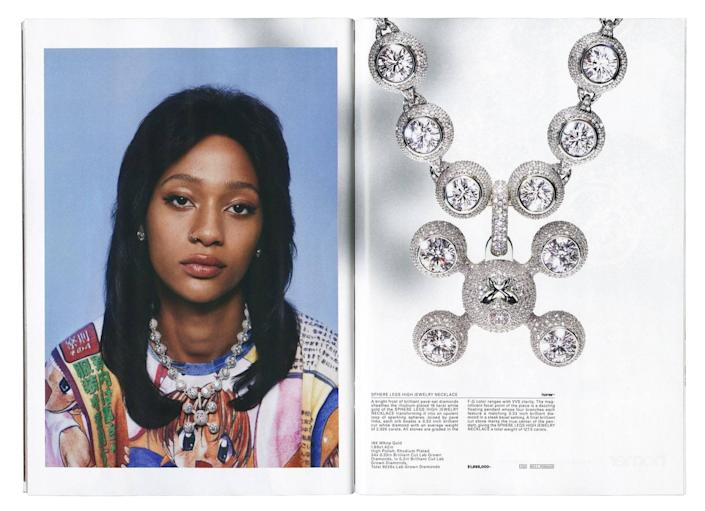 $1.9 million necklace featured in Frank Ocean's