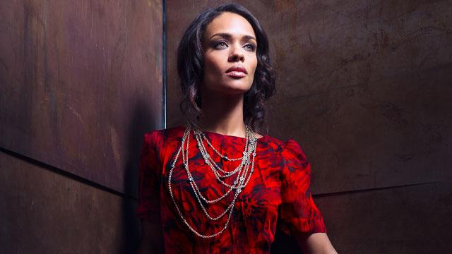 'Galactica' Star Kandyse McClure's Wild New Show