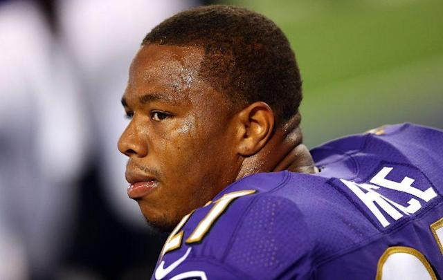 Ray Rice. (Getty)